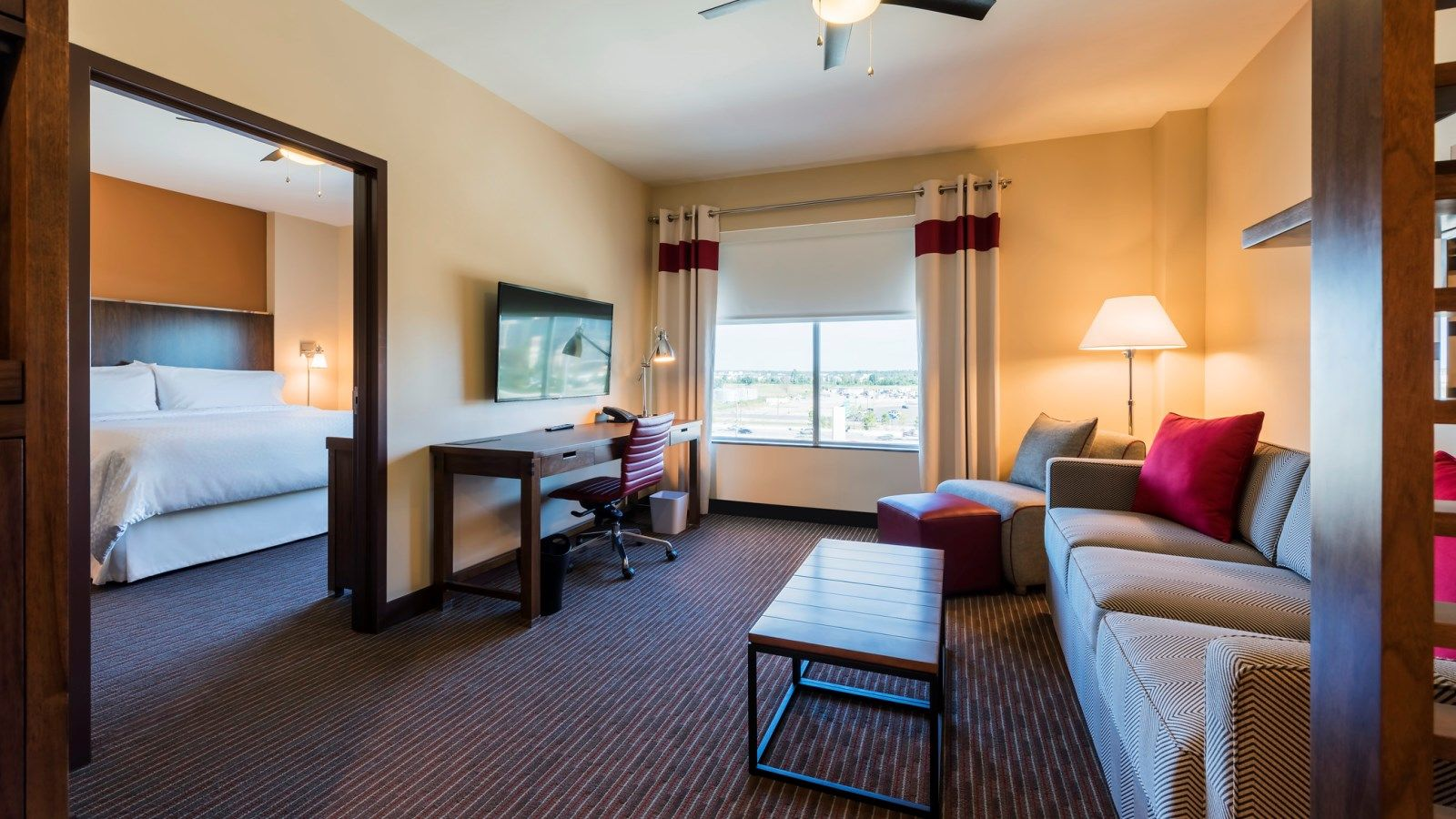 Accessible Suite - Houston Accommodations