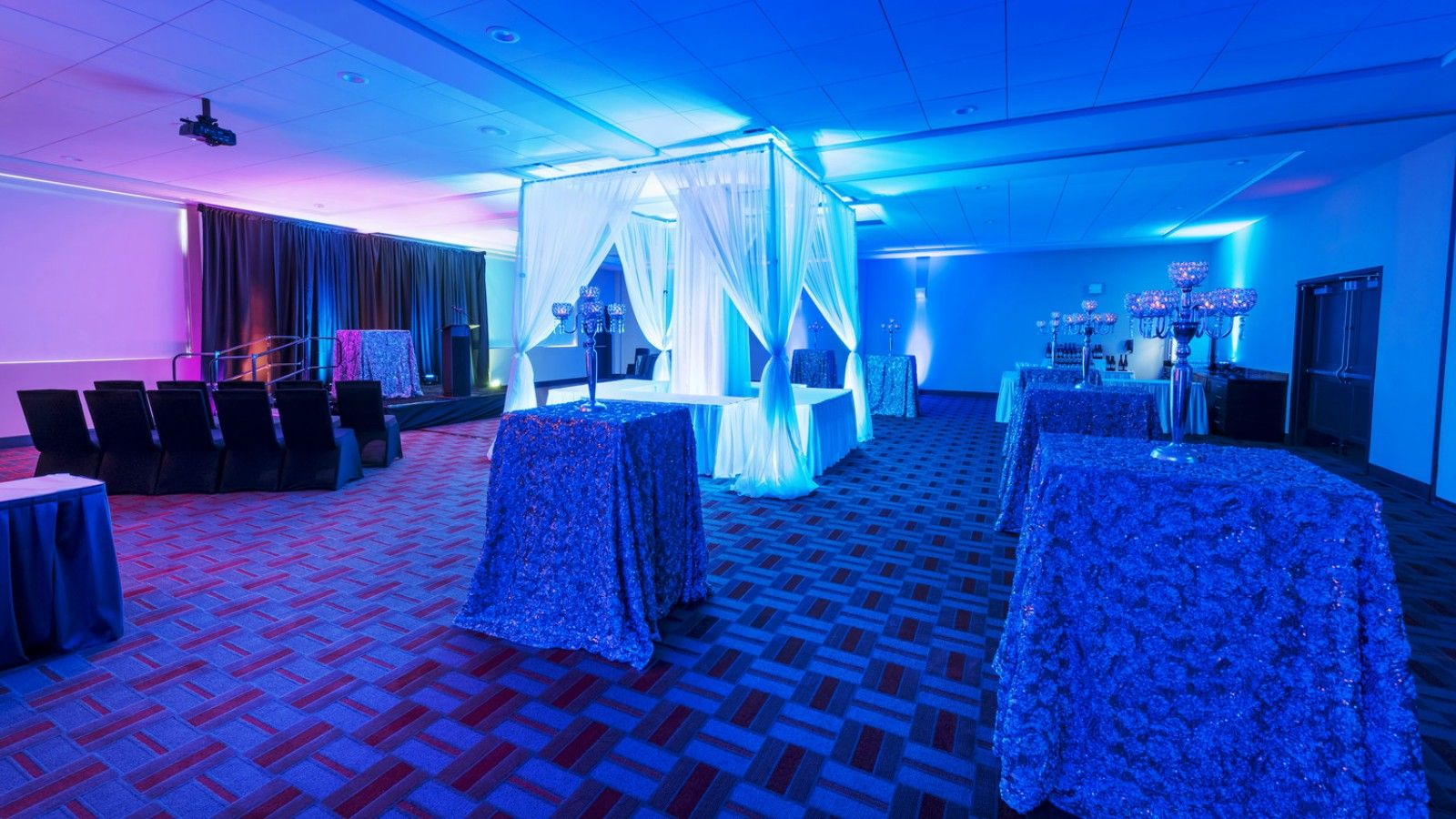 Wedding Venue in Houston - Ballroom